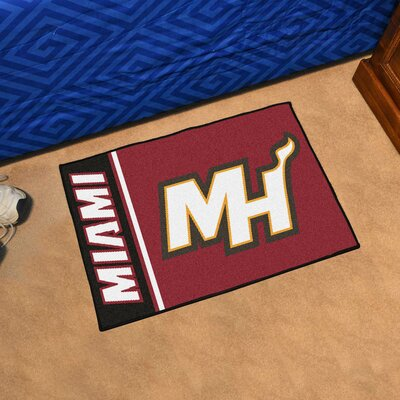 NBA Miami Heat Starter Mat
