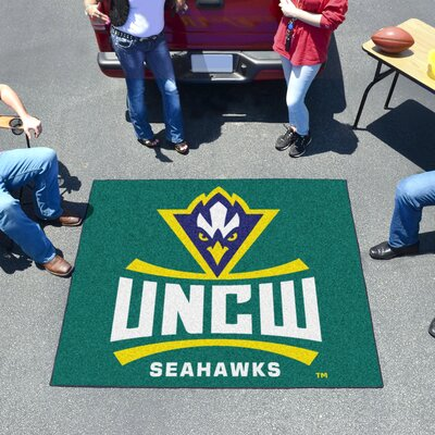 NCAA University of North Carolina Wilmington Tailgater Doormat