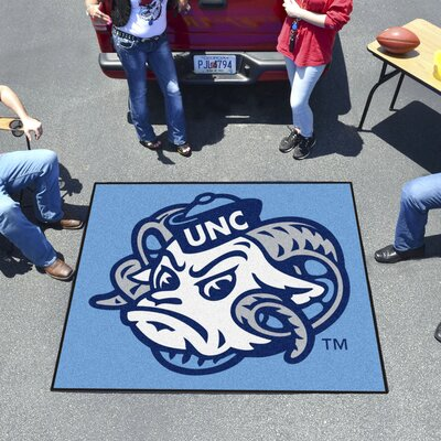 NCAA University of North Carolina - Chapel Hill Tailgater Doormat