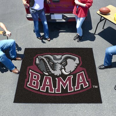 NCAA University of Alabama Tailgater Doormat