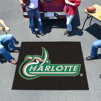 NCAA University of North Carolina - Charlotte Tailgater Mat
