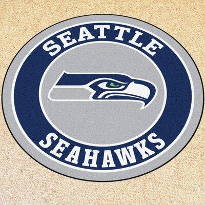 NFL Seattle Seahawks Roundel Mat