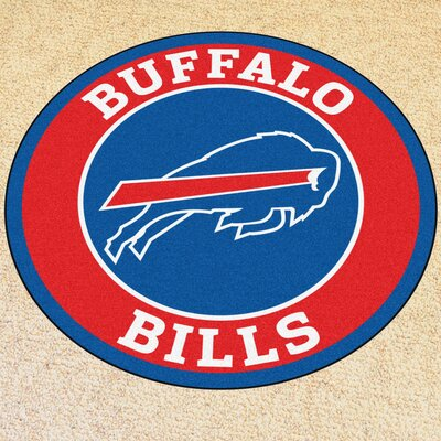 NFL Buffalo Bills Roundel Mat