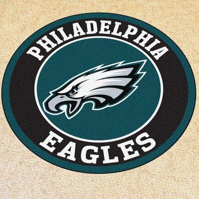 NFL Philadelphia Eagles Roundel Mat