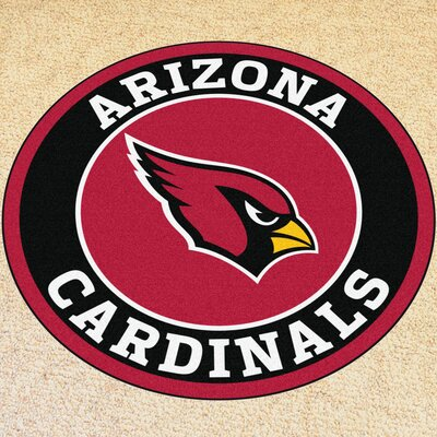 NFL Arizona Cardinals Roundel Mat