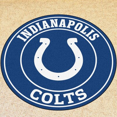 NFL Indianapolis NCAAts Roundel Mat