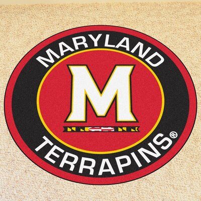 NCAA University of Maryland Roundel Mat