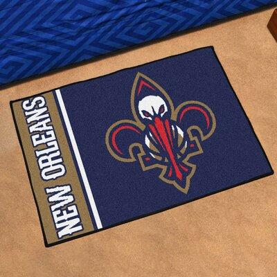 NBA New Orleans Hornets Starter Mat