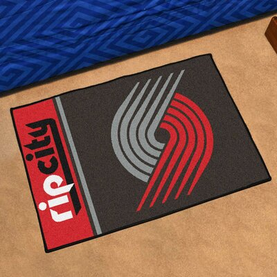 NBA Portland Trail Blazers Starter Mat