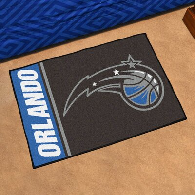 NBA Orlando Magic Starter Mat