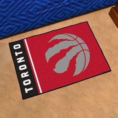 NBA Toronto Raptors Starter Mat