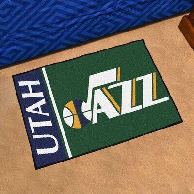 NBA Utah Jazz Starter Mat