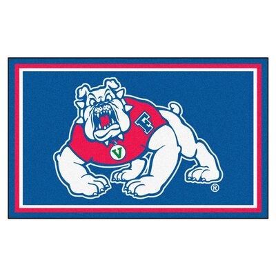 NCAA Fresno State Rug Rug Size: 310 x 6