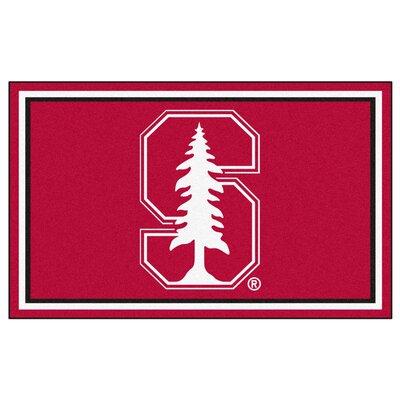 NCAA Stanford University Rug Rug Size: 5 x 78