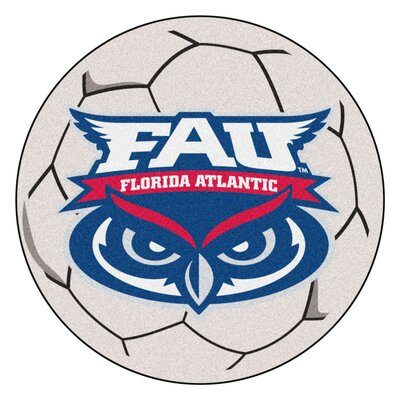 NCAA Florida Atlantic University Soccer Ball