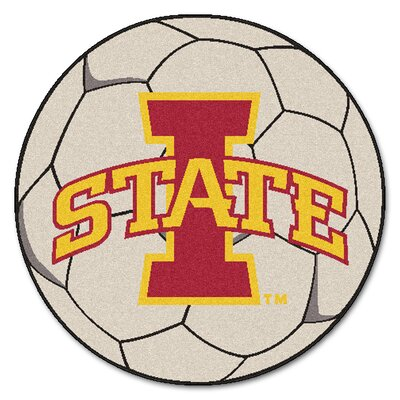 NCAA Iowa State University Soccer Ball