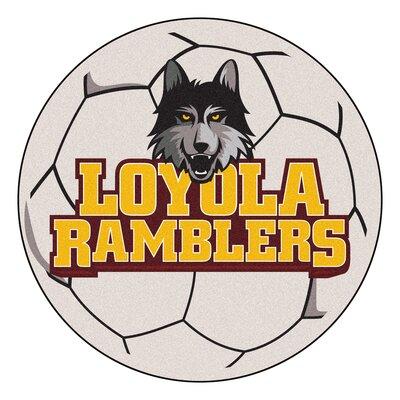 NCAA Loyola University Chicago Soccer Ball