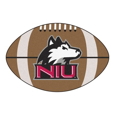 NCAA Northern Illinois University Football Doormat