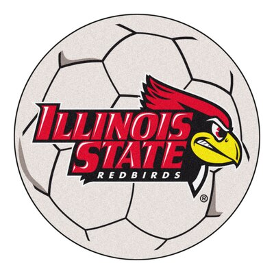 NCAA Illinois State University Soccer Ball