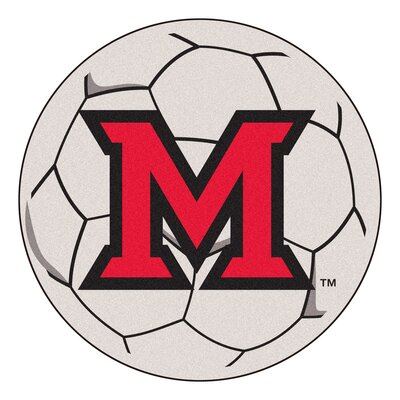 NCAA Miami University (OH) Soccer Ball