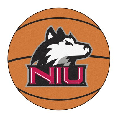 NCAA Northern Illinois University Basketball Mat
