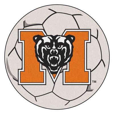 NCAA Mercer University Soccer Ball