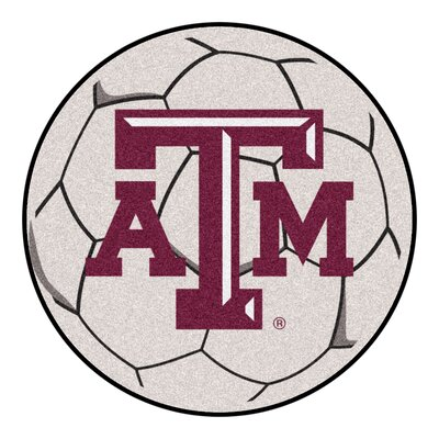 NCAA Texas A&M University Soccer Ball
