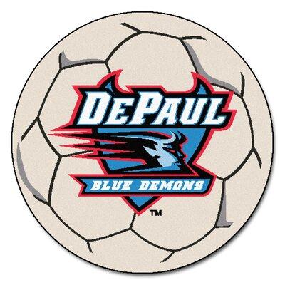 NCAA DePaul University Soccer Ball