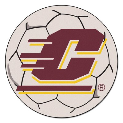 NCAA Central Michigan University Soccer Ball