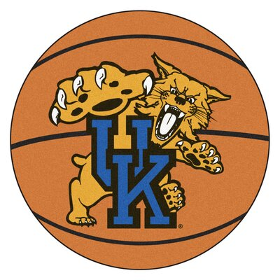 NCAA University of Kentucky Basketball Mat