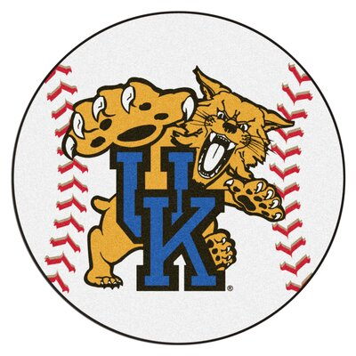 NCAA University of Kentucky Baseball Mat