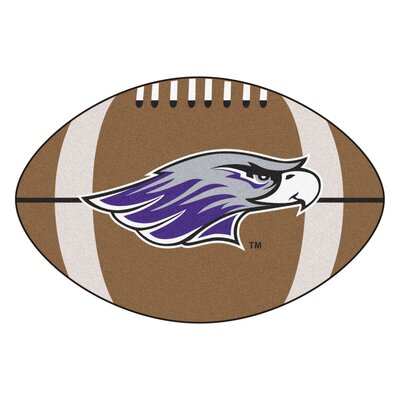NCAA University Of Wisconsin-Whitewater Football Mat