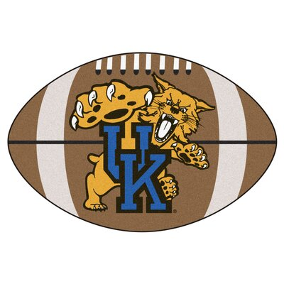 NCAA University of Kentucky Football Mat
