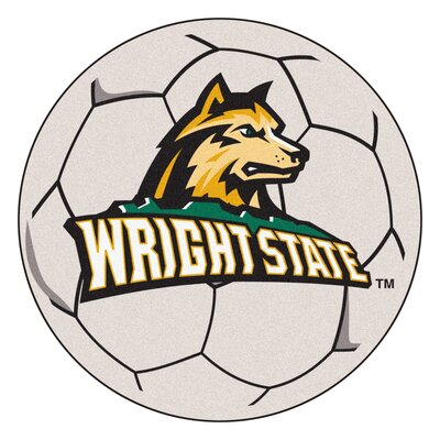 NCAA Wright State University Soccer Ball