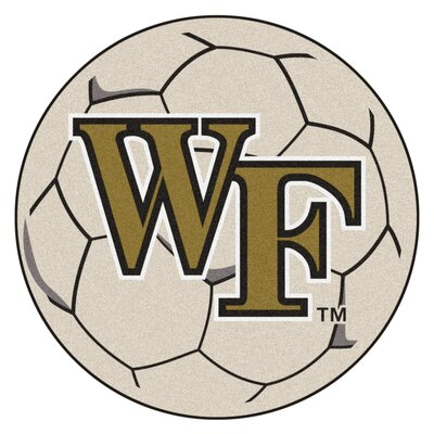 NCAA Wake Forest University Soccer Ball