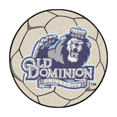 NCAA Old Dominion University Soccer Ball