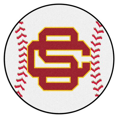 NCAA University of Southern California Baseball Mat