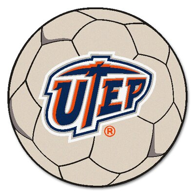 NCAA UTEP Soccer Ball