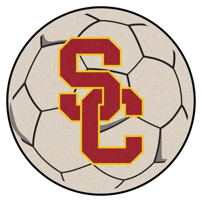 NCAA University of Southern California Soccer Ball