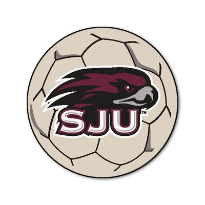 NCAA St. Josephs University Soccer Ball