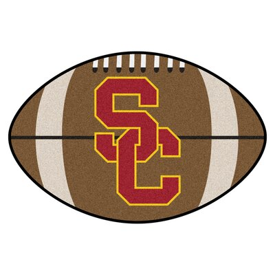 NCAA University of Southern California Football Doormat