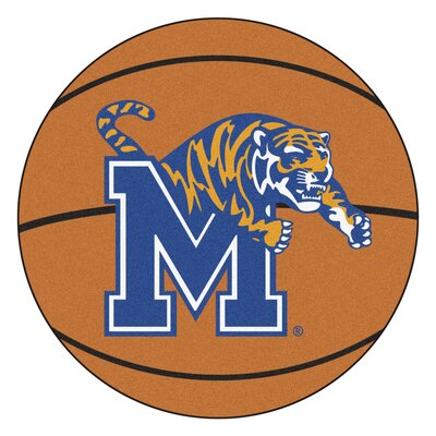 NCAA University of Memphis Basketball Mat