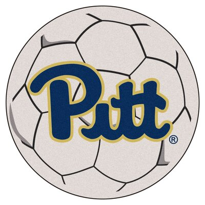 NCAA University of Pittsburgh Soccer Ball
