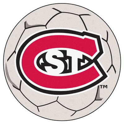 NCAA St. Cloud State University Soccer Ball