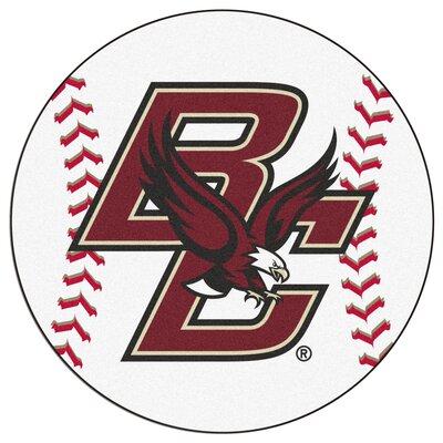 NCAA Boston NCAAlege Baseball Mat