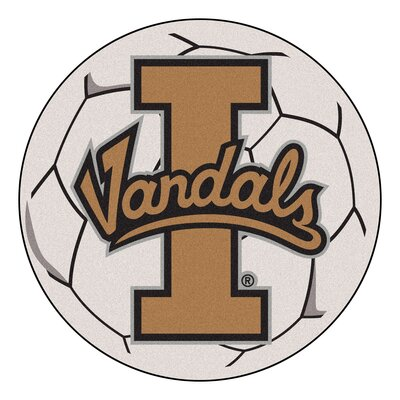 NCAA University of Idaho Soccer Ball