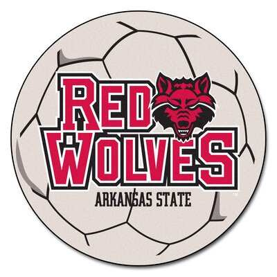 NCAA Arkansas State University Soccer Ball
