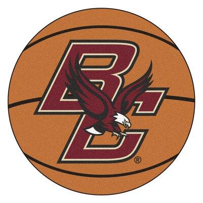 NCAA Boston NCAAlege Basketball Mat