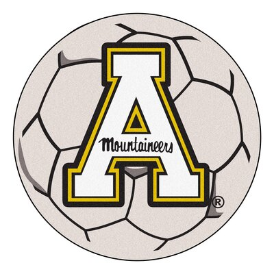 NCAA Appalachian State Soccer Ball