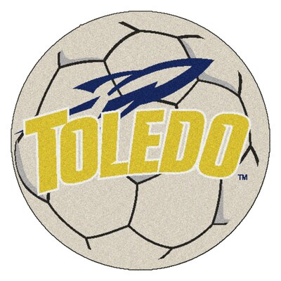 NCAA University of Toledo Soccer Ball
